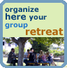 organise your group retreat
